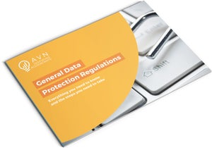 Image of General Data Protection Regulations Brochure Print