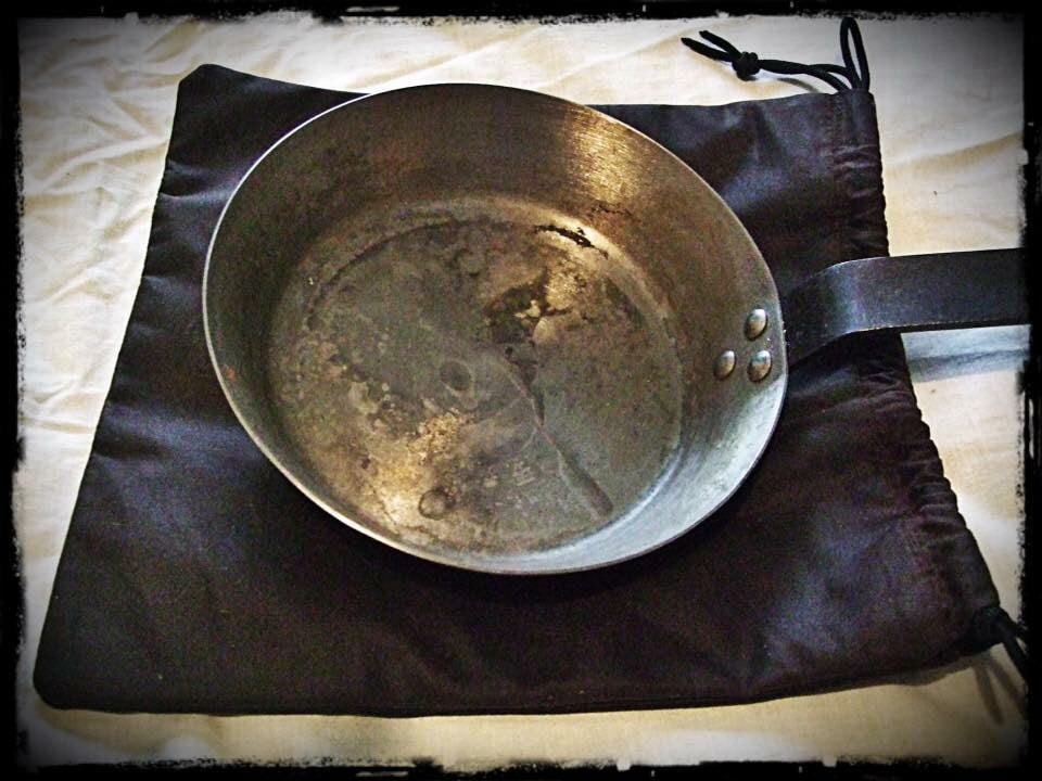 Image of Flat Pan Bags