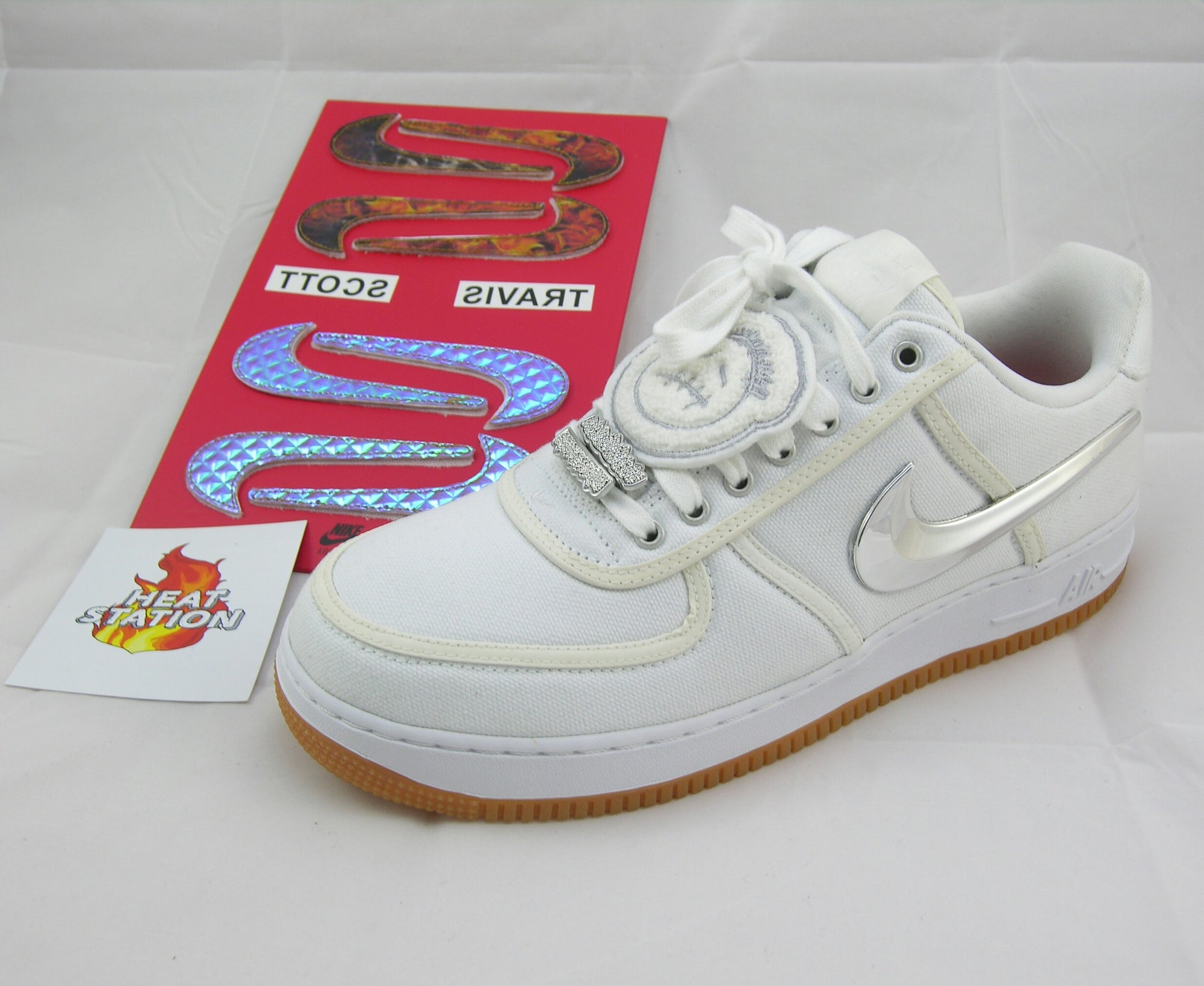 huge selection of 292ca 610a9 €500.00 Sold Out. Image of Nike Air Force 1 Low Travis Scott (AF100)