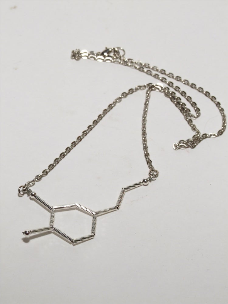 Image of Molecule Necklaces