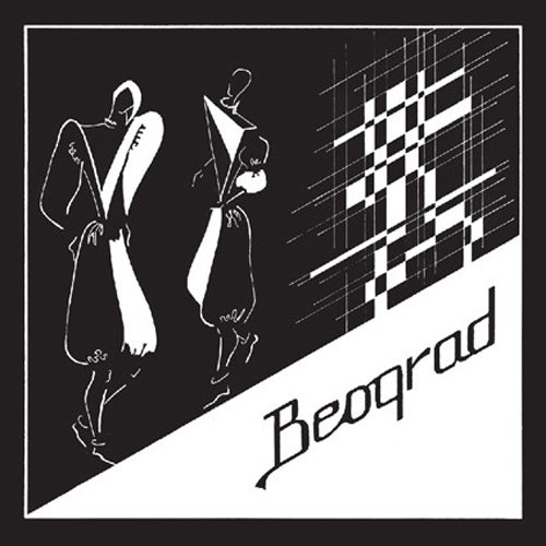 Image of Beograd-T.V. EP, ANNA 036, Hand Signed Limited Edition
