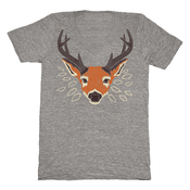 Image of Deer V-Neck