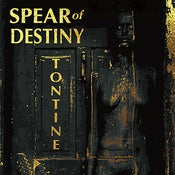 "Image of SPEAR of DESTINY ""Tontine"" Black Vinyl Album + Gratis 2 Track Demo"