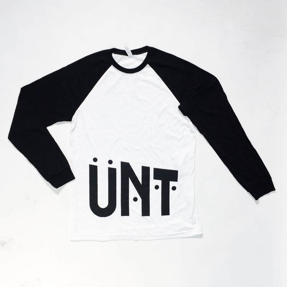 Image of C.U.N.T. Baseball Long Sleeve