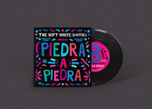 "Image of 'Brick by Brick / Piedra a Piedra' 7"" Vinyl"