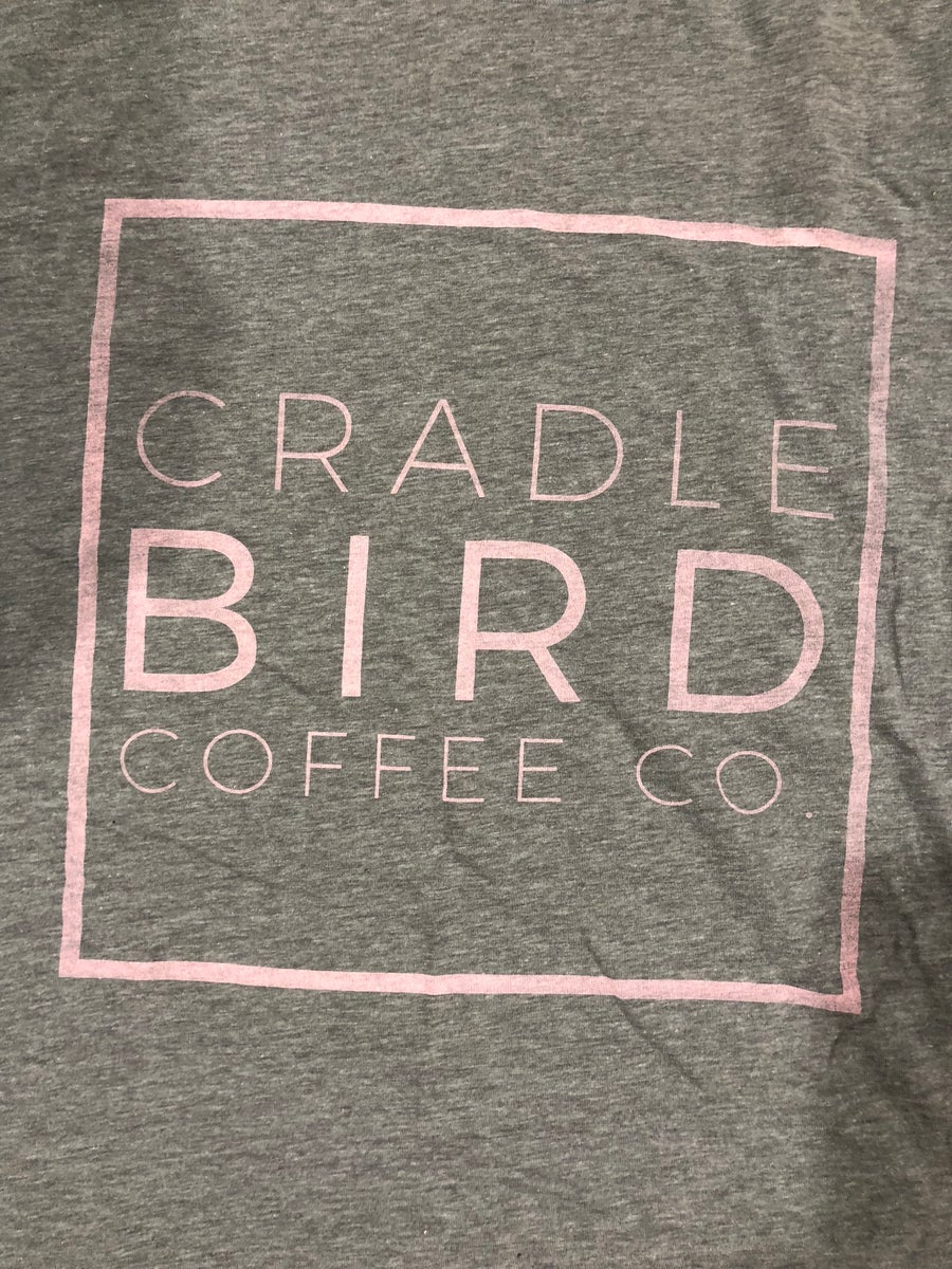 Image of VINTAGE: Cradle Bird Coffee Co T-Shirt