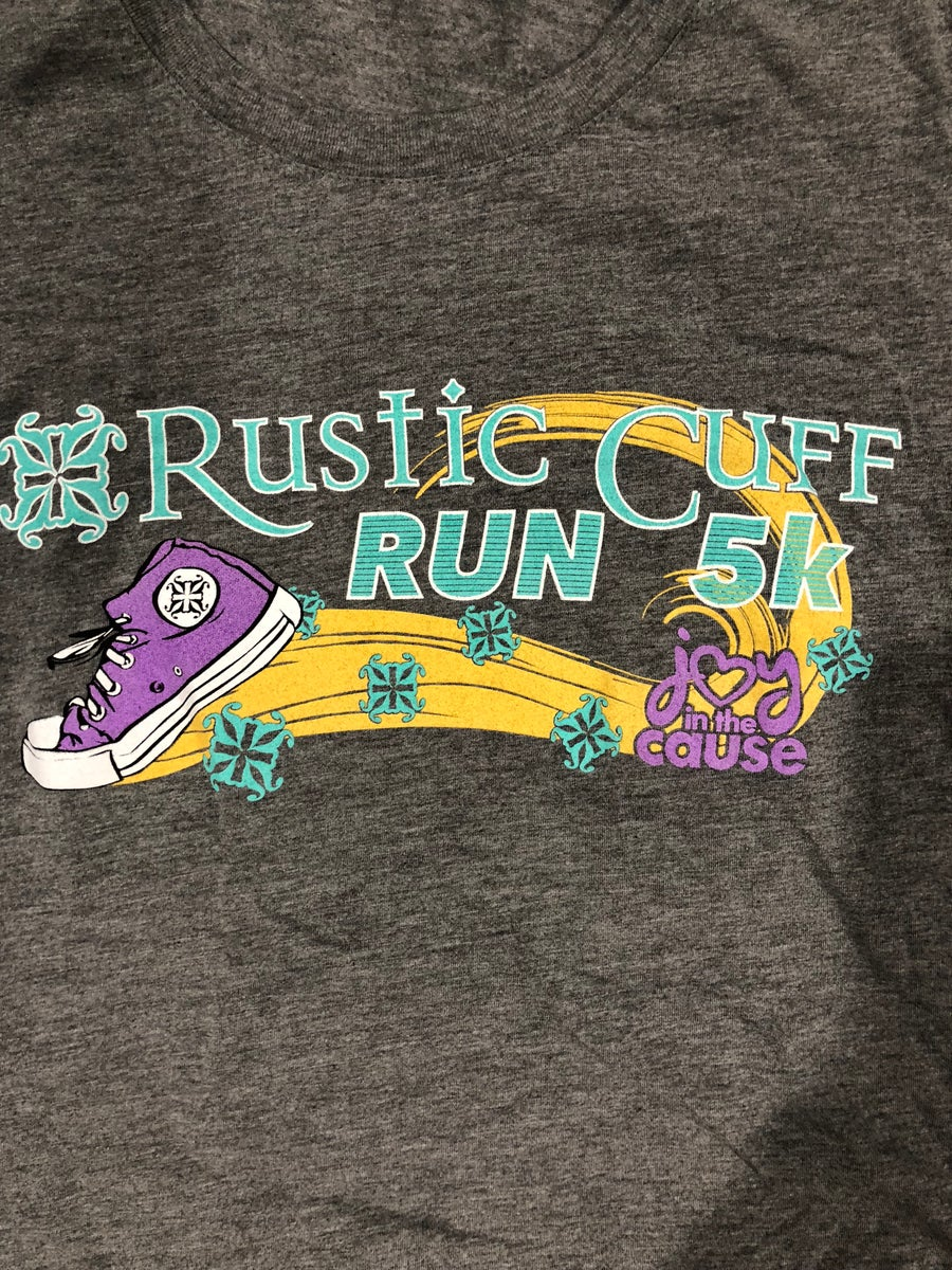 Image of VINTAGE: 2016 Rustic Cuff Run WOMEN'S T-Shirt