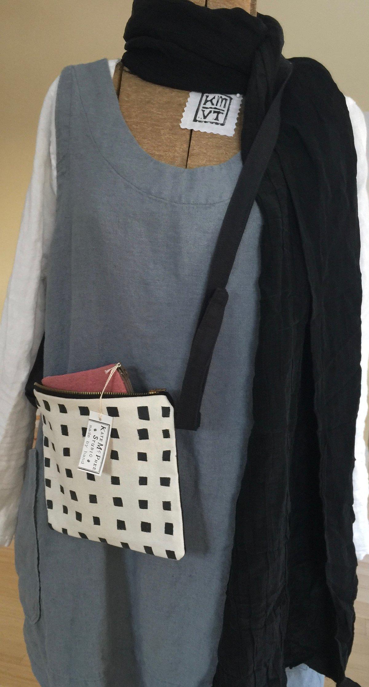 Image of linen jumper
