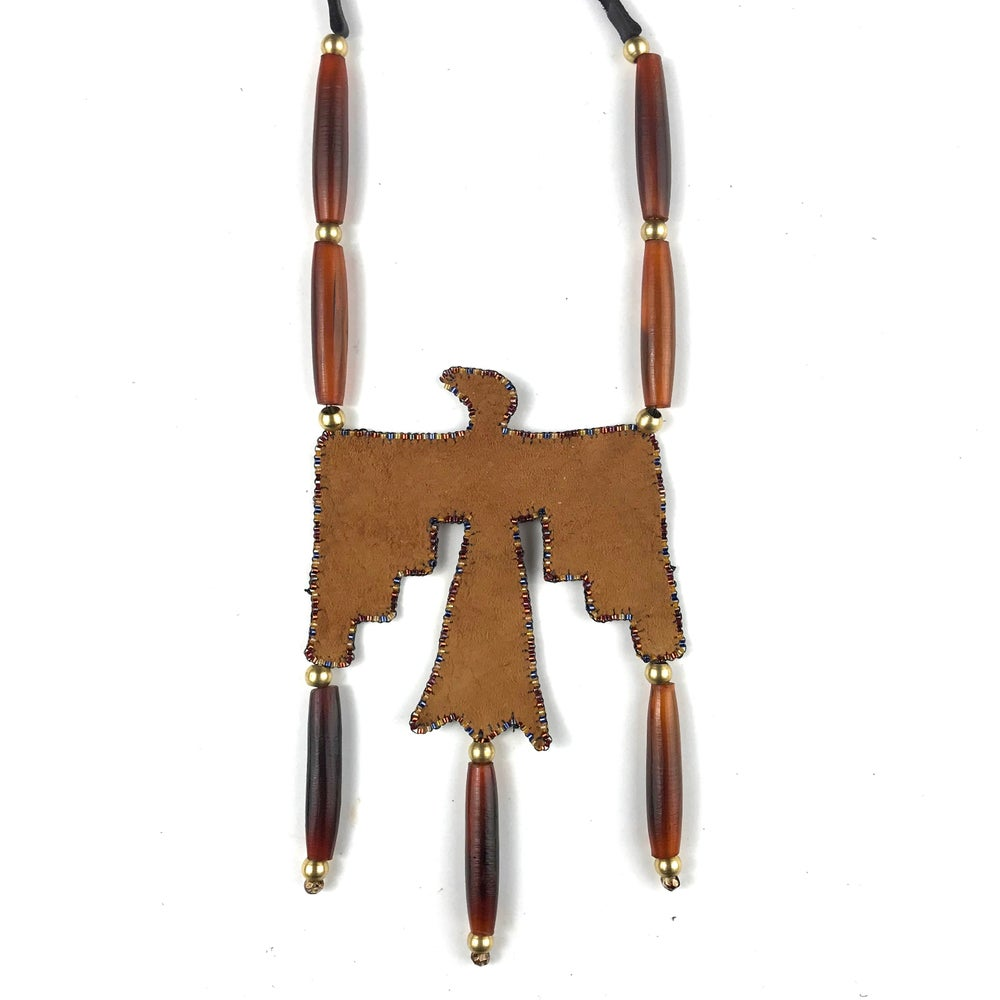 Image of Thunderbird Medallion (Desert)