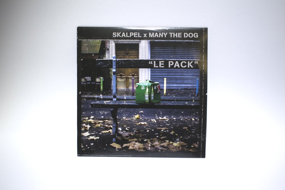 Image of Skalpel x Many the dog - Le Pack