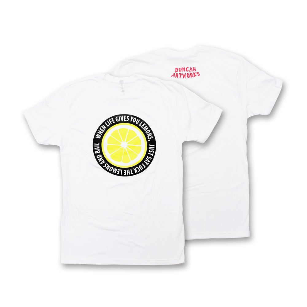Image of fuck the lemons - Shirts/Pins