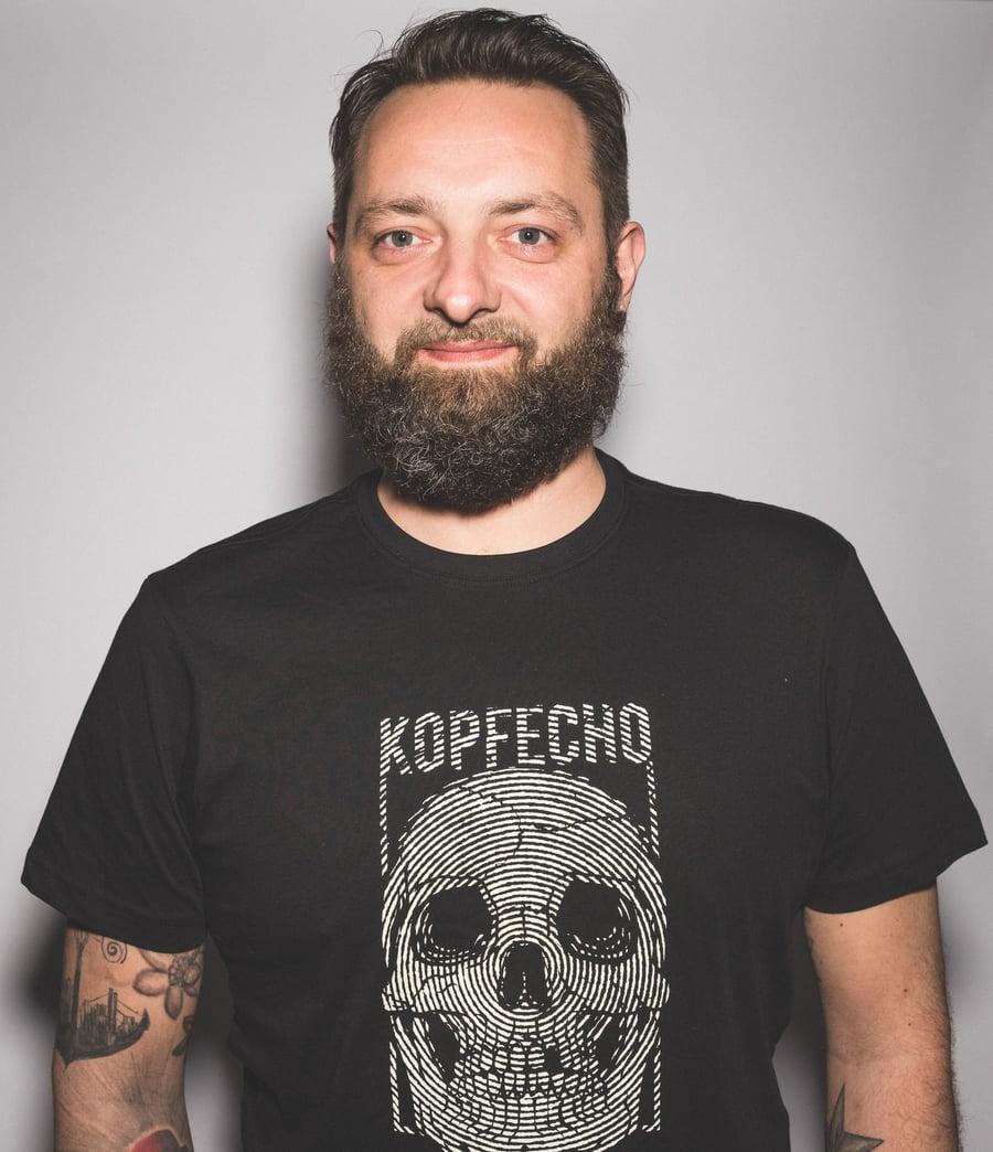 "Image of T-Shirt - ""TOTENKOPF"" - Jungs"