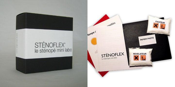 Image of Sténoflex Classic noir / STENOPE