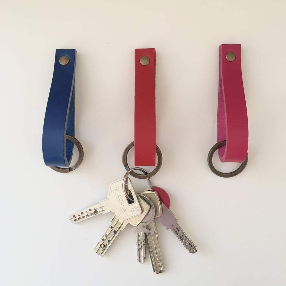 Image of Key holder / llavero / clauer