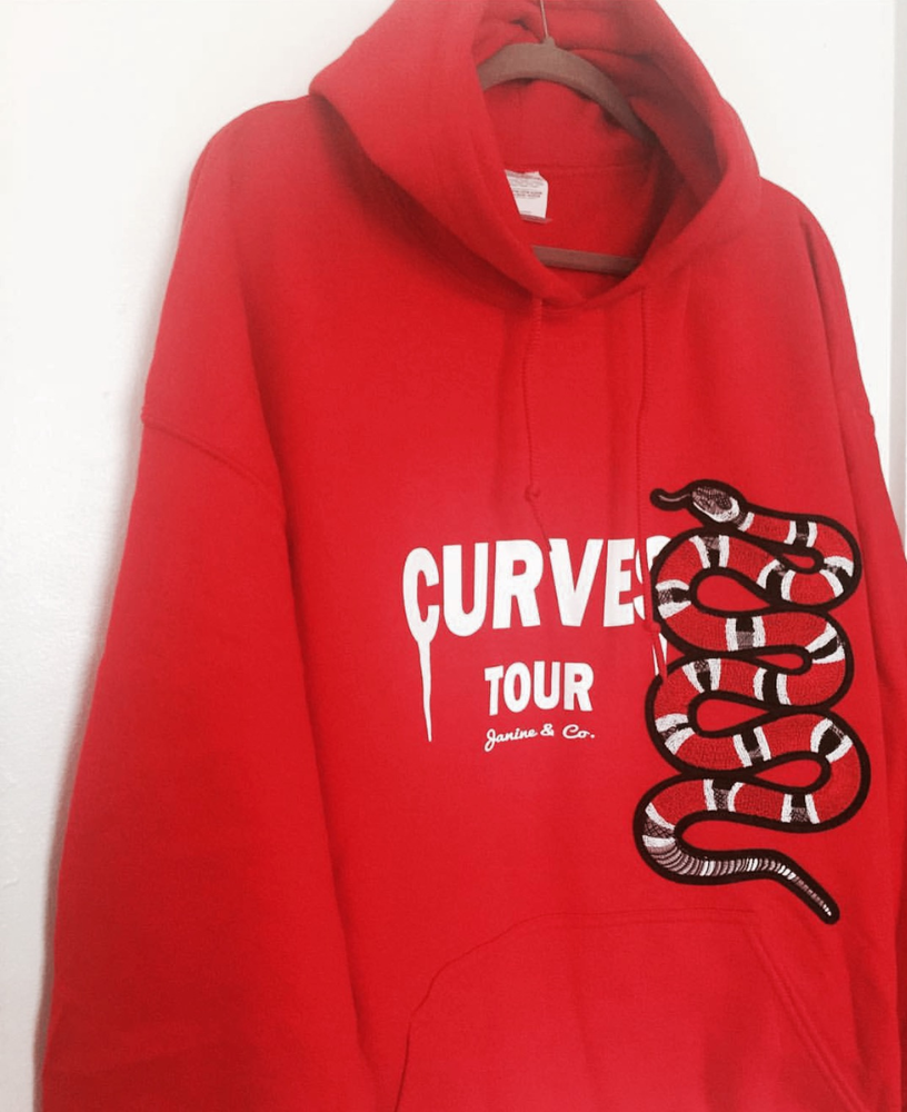 Image of Curves Tour - Snake