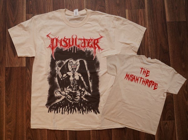 Image of T-Shirt The Misanthrope - Natural