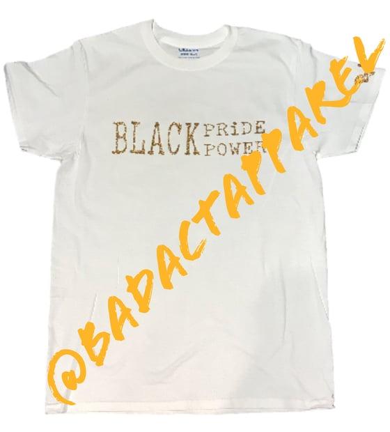 Image of Black Pride Black Power