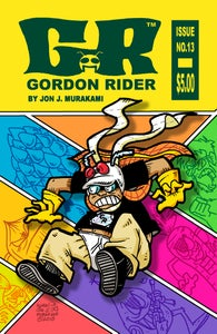 Image of Gordon Rider Issue #13
