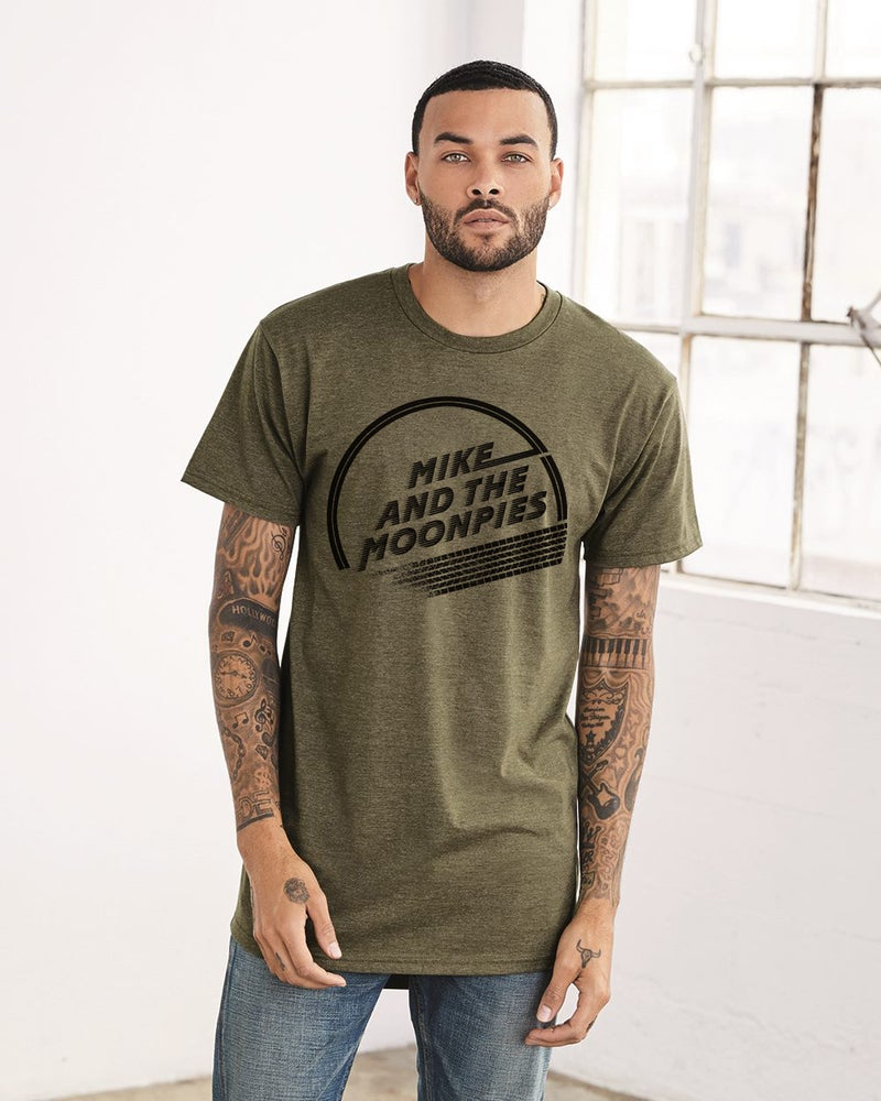Image of Peel Out Olive Tee
