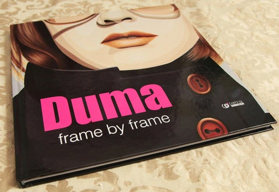 "Image of Book ""Duma - Frame by Frame"""