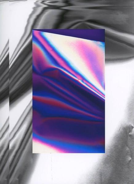 Image of Transitory Flatspace Preparatory Print 3