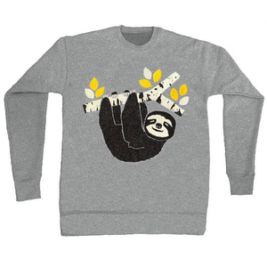 Image of Sloth Sweatshirt