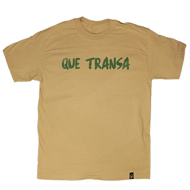 Image of QUE TRANSA
