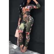 Image of Floral Chic jumpsuit
