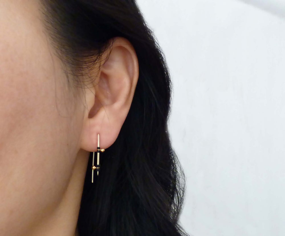 Image of Deco earrings
