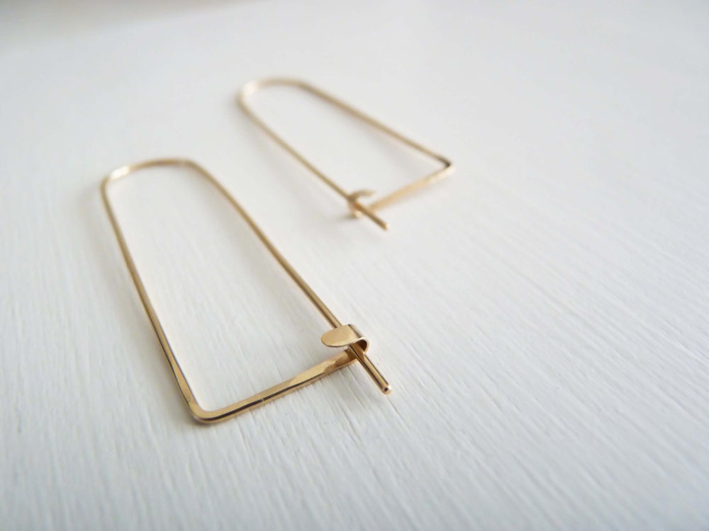 Image of Rise earrings