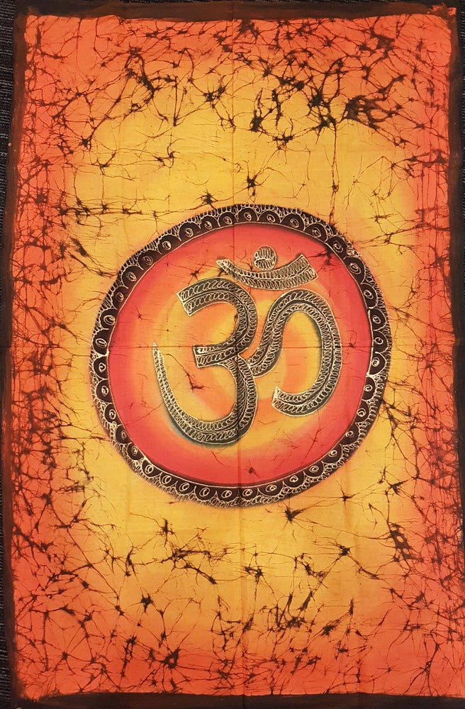 Image of OM Tapestry