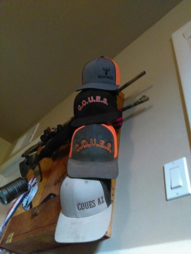 Image of COUES Az flex fit hats (coming soon)