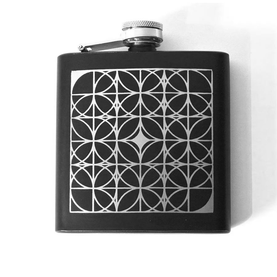 Image of Steel flask I