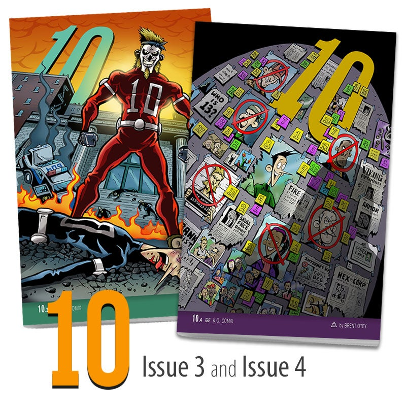 Image of 10 - issues 3 and 4