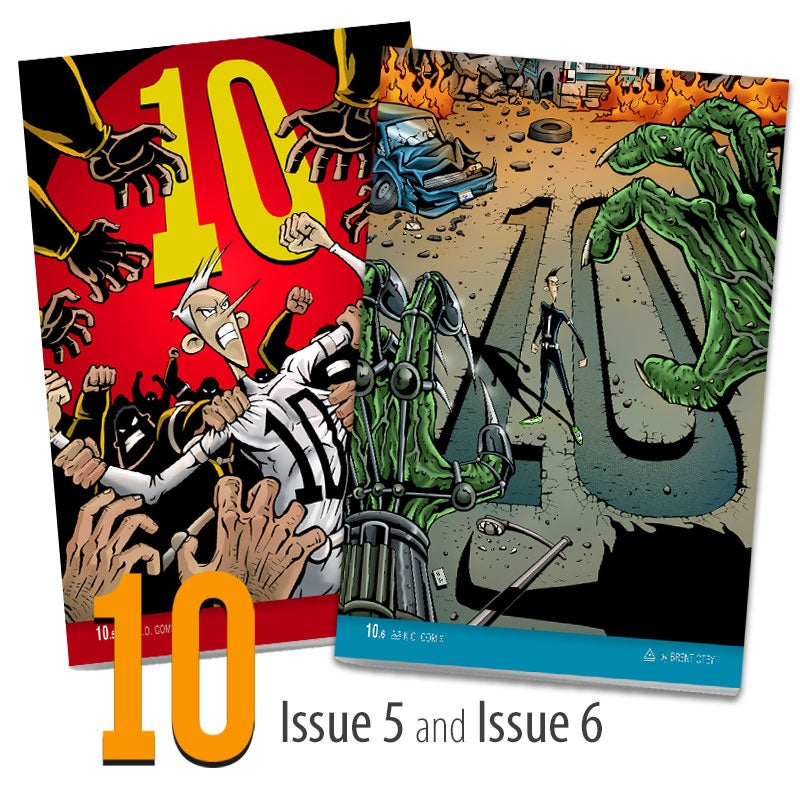 Image of 10 - issues 5 and 6