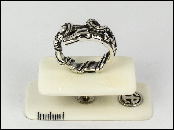 Image of Midgard Serpent Ring
