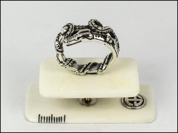 Image of Midgard Serpent Ring