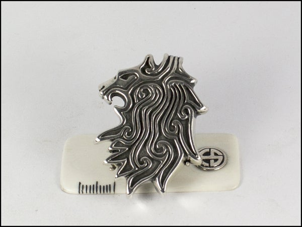 Image of Lion Pendant