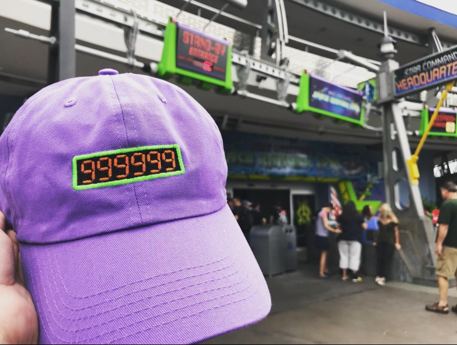 Image of Galactic Hero Dad Cap