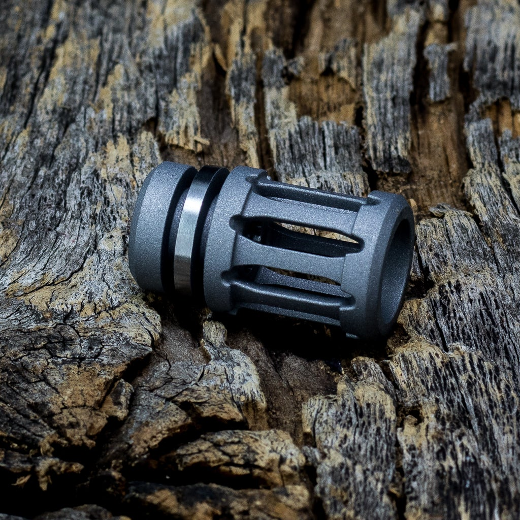 Image of A2 Muzzle Brake Bead - Blasted/Machined