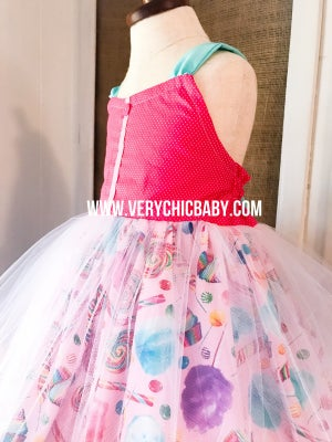 Image of She Loves Candy Dress