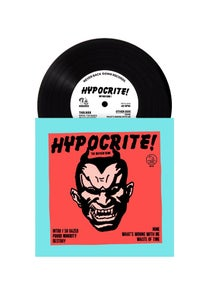 Image of Hypocrite - Mayhem Demo 7""