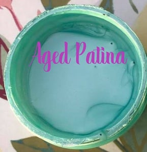 Image of Southern Blenders Metallic Paint- Blues and Greens