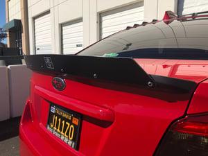 Image of 2015-2018 Subaru WRX gurney flap
