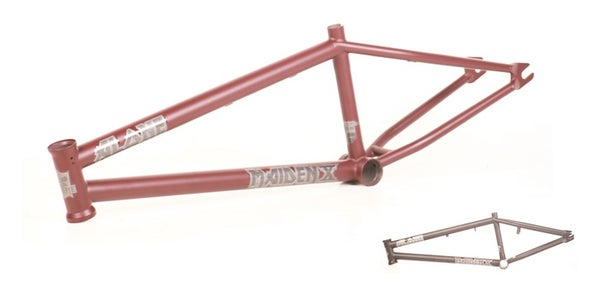 Image of Alone Maiden X Frame