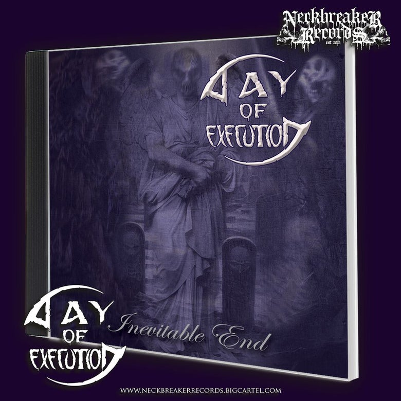 Image of NBR 007 Day of Execution - Inevitable End CD   Preorder