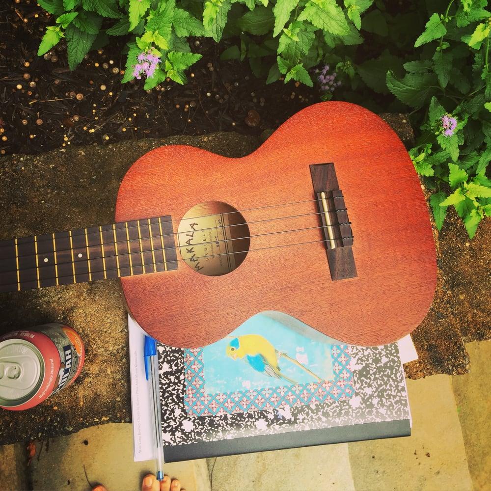 Image of Ukulele Play/Sing/Write Camp