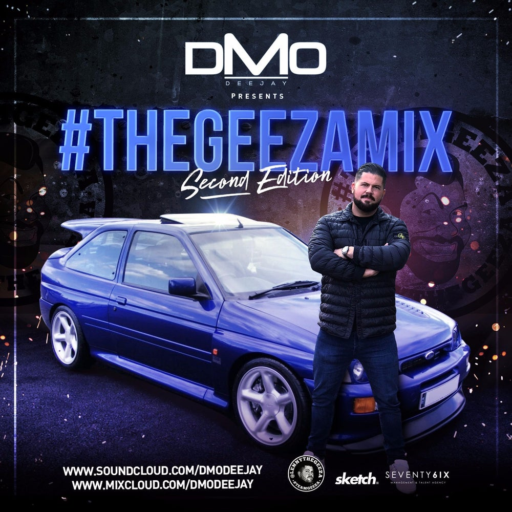 Image of @DMODeejay - #TheGeezaMix Part 2 *Pre Order*