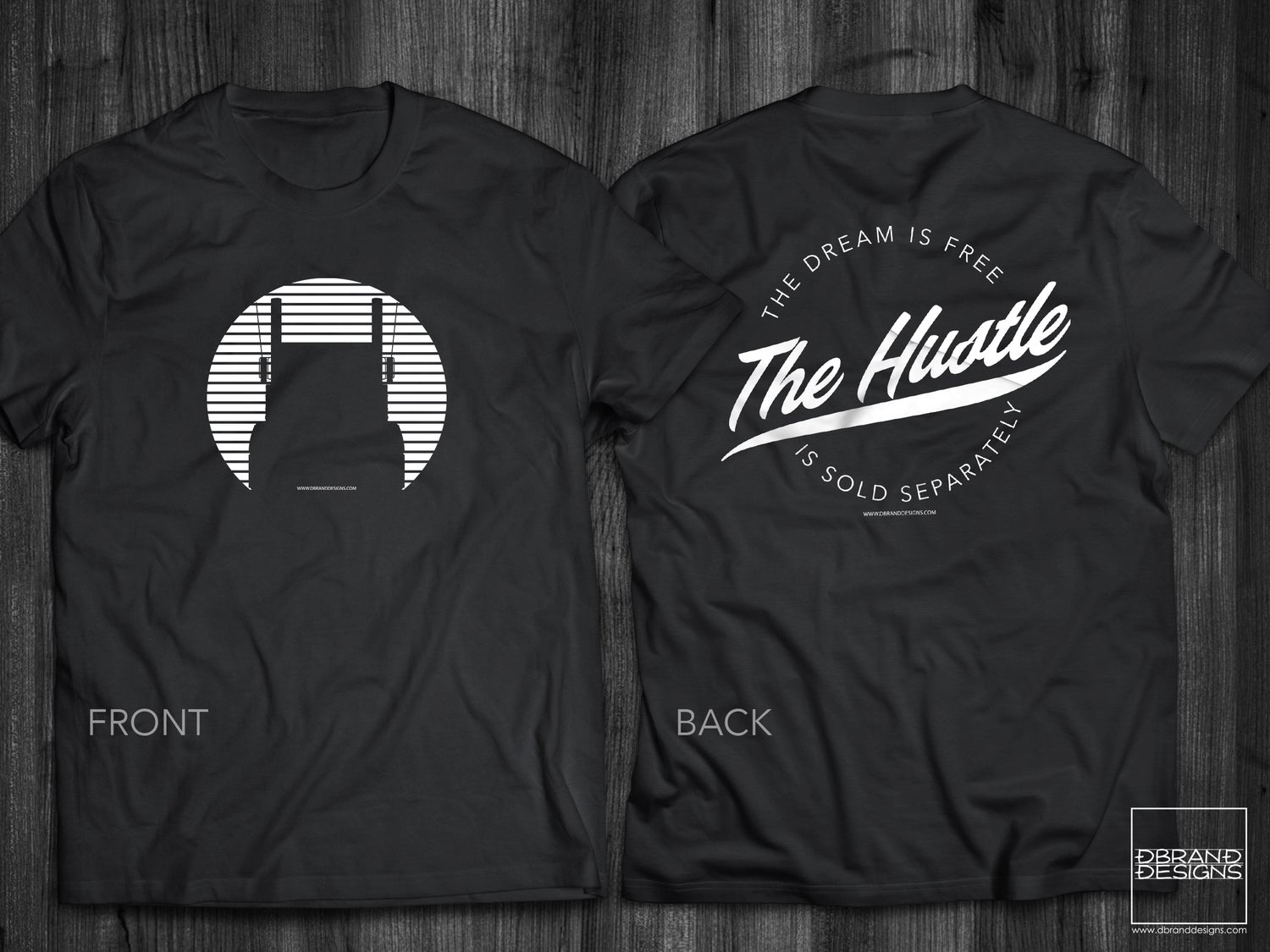 Image of The Hustle Shirt
