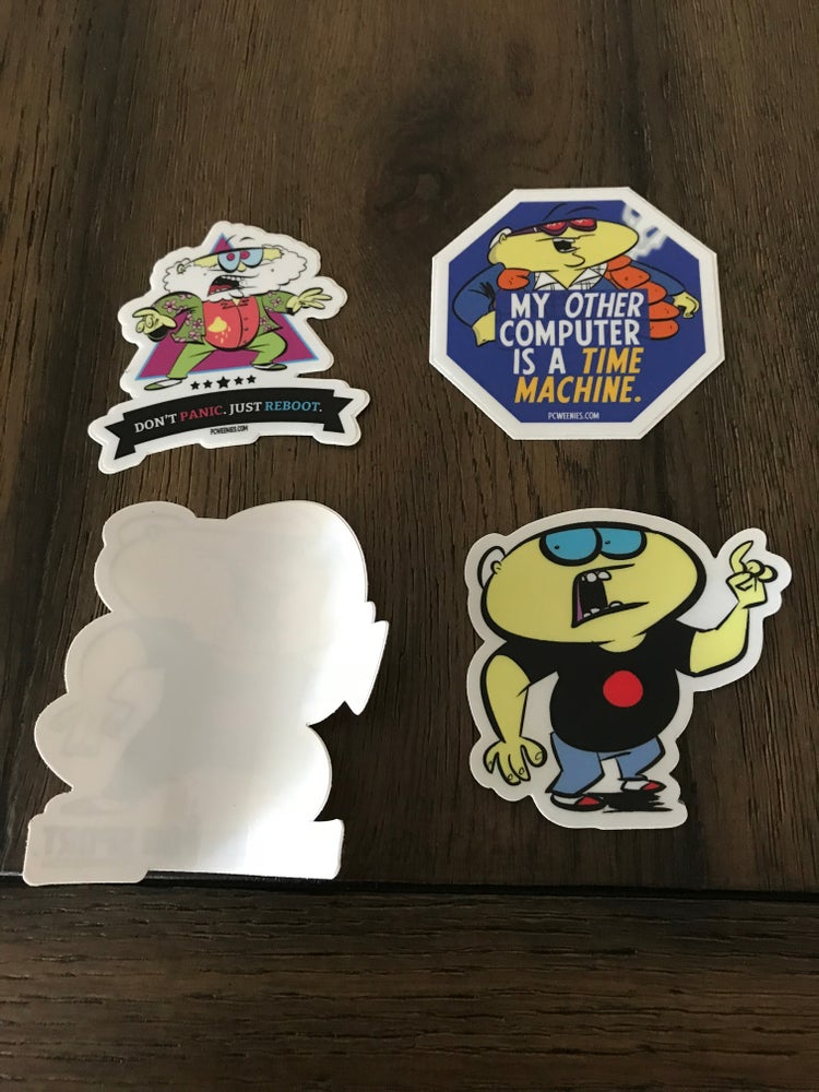 Image of PCW Sticker Grab Bag